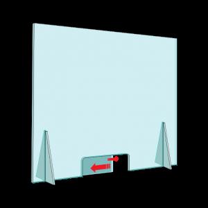 Mampara protectora Modelo dos